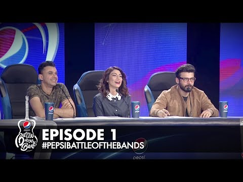 Pepsi Battle Of The Bands - Episode 1