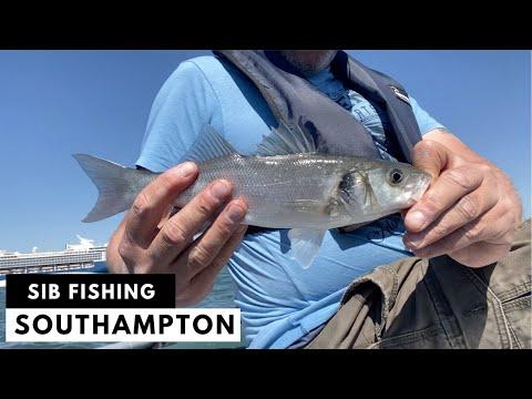 Small Inflatable Boat - SIB Fishing - Southampton