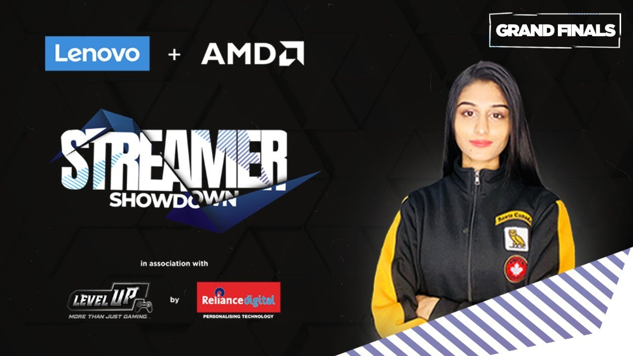 Lenovo + AMD | Apex Legends Streamer Showdown | GRAND FINALS @Murdooc @Vanny