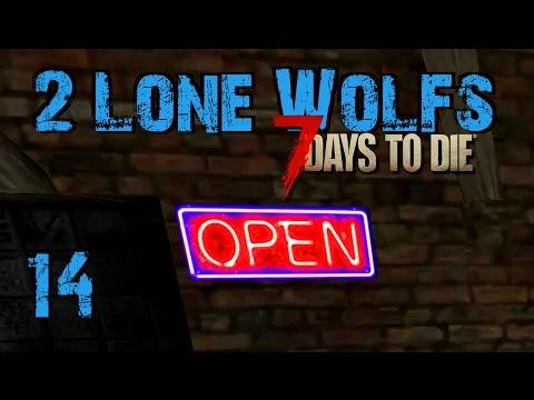 2 Lone Wolfs - Hier sind wa richtig! [S06 E14] [Gameplay German Deutsch] [7 Days To Die A15]