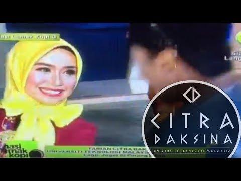 Joget Si Pinang Muda - Tribute P.ramlee & Saloma ( Nasi Lemak Kopi O - TV9 ) : Citra Daksina