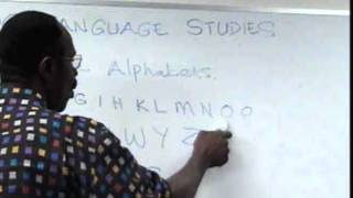 AN INTRODUCTION TO EDO LANGUAGE SPOKEN AND WRITTEN ALPHABETS:   ONA EDO NA ZE KEVBE NA GBEN