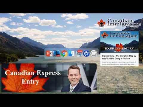 Express Entry Canada LIVE EVENT: September 13, 2017