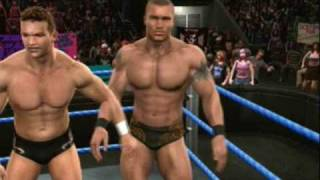 Batista vs. Randy Orton Judgment Day 2009 Promo SvR: 2K9