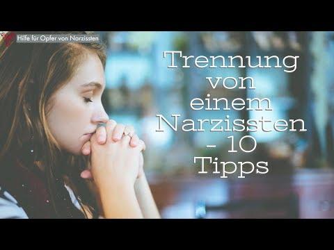 Narzissmus Trennung - 10 Tipps