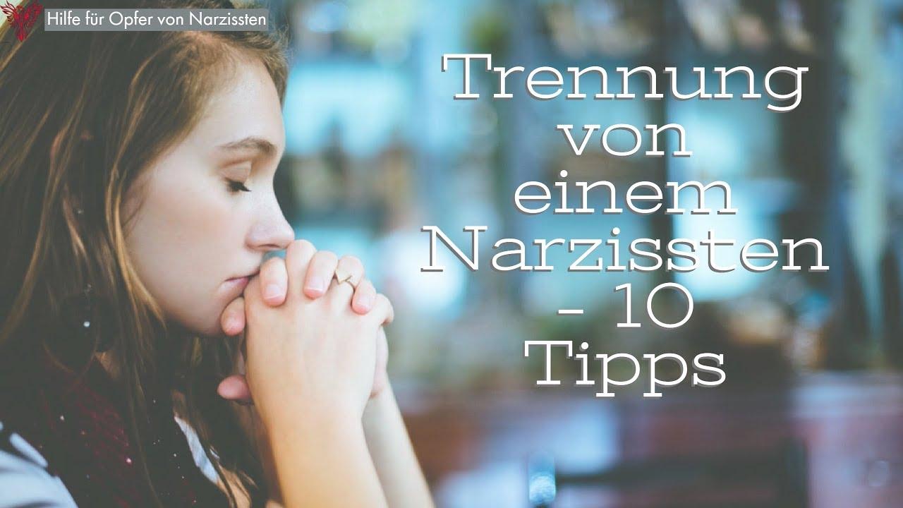 Narzissmus Trennung - 10 Tipps - YouTube