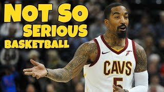 NBA | Not So Serious Basketball | Funny Moments