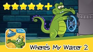 Where's My Water? 2 Chapter 6 Level 124 Walkthrough All Levels 3 Stars! Recommend index five stars+