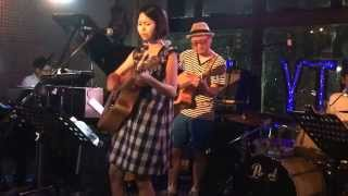 2014年6月14日午後8時より石垣市美崎町のライブハウス「CITY JACK」で開...