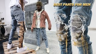 Best Pants for Men | Men's Fashion & Streetwear