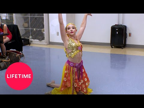 Dance Moms: Kendall and JoJo Go Head-to-Head (Season 5 Flashback) | Lifetime