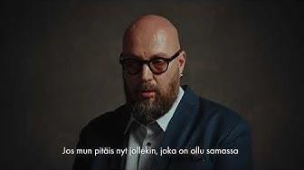 Minut itseni kanssa - Juha Vuorinen