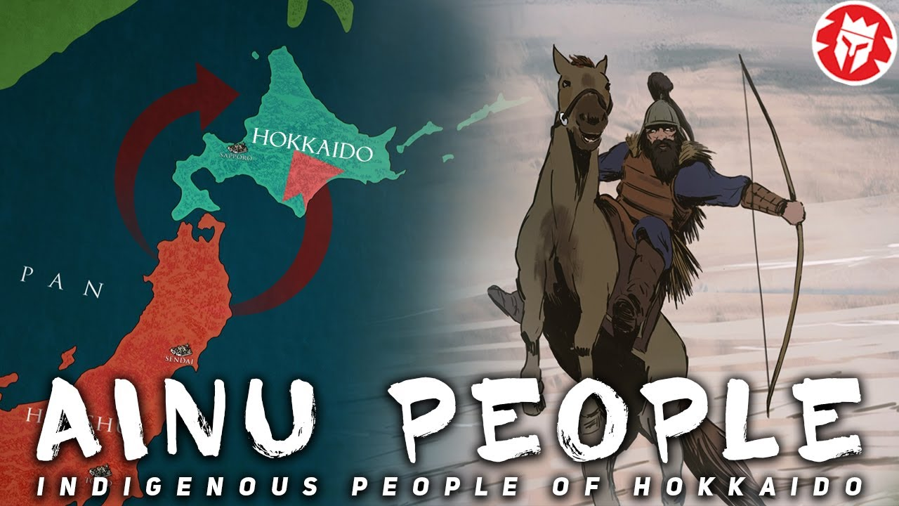 Ainu - History of the Indigenous people of Japan DOCUMENTARY