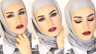 Fall/Winter makeup look .. لوك شتوي بخطوات سهله Thumbnail