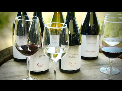 Kingston Family Vineyards trade/education video