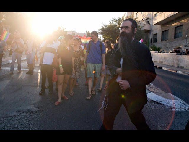 Jewish Fundamentalist Attacks Gay Pride Parade