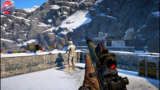 Kill or be Killed - Badass Stealth Mission Gameplay - Far Cry 4