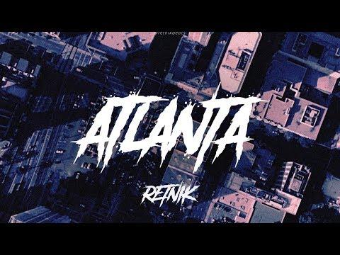 [FREE] Hard Trap Type Beat 'ATLANTA' Dark Trap Instrumental | Retnik Beats