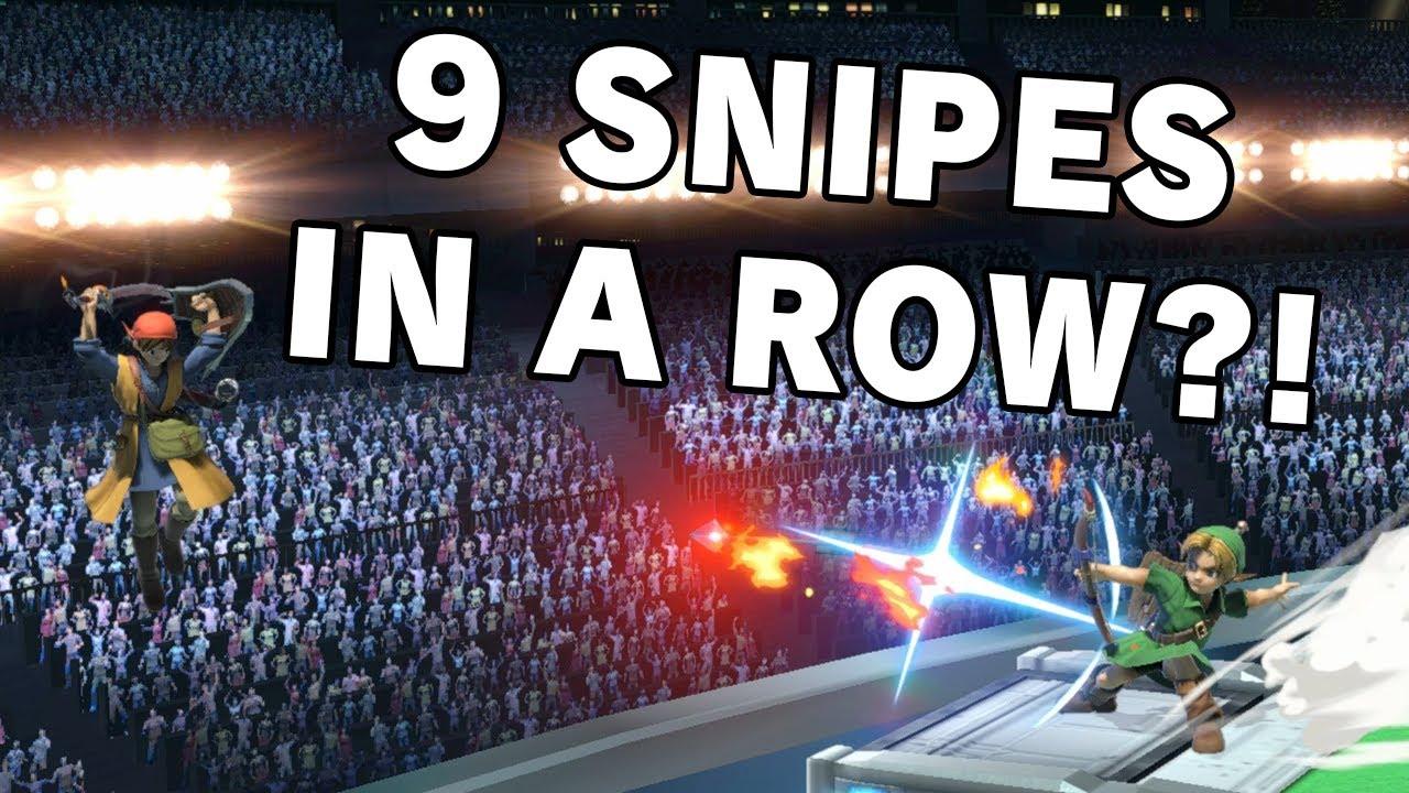 skillful snipes