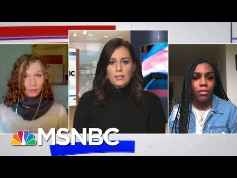 States Considering Bills To Ban Transgender Athletes From Competing | Hallie Jackson | MSNBC