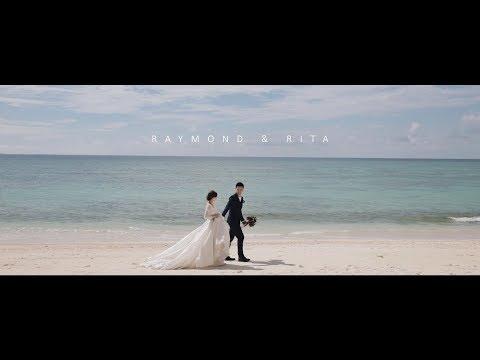 [海外婚禮錄影] Okinawa lazor garden 克麗絲蒂 Raymond & Rita