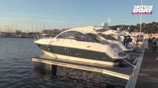 BENETEAU GT 34 - Essai moteurboat.com