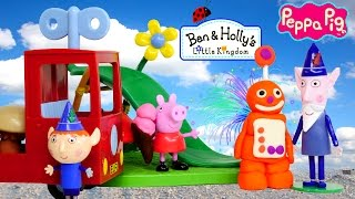 Play Doh Ben & Holly