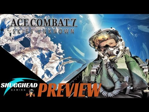 Ace Combat 7 PSVR Complete Mission gameplay w/ commentary