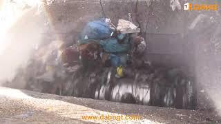 [다호지티] 폐기물파쇄기, 대형파쇄기, 악성폐기물파쇄,…