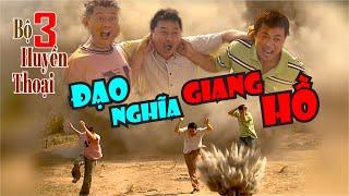 VAN SON ???? | Film Hài Đạo Nghĩa Giang Hồ | Bộ 3 Huyền Thoại | Vân Sơn -  Bảo Liêm  -Việt Thảo.