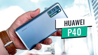 LE FALTA MÚSCULO, Huawei P40 5G review