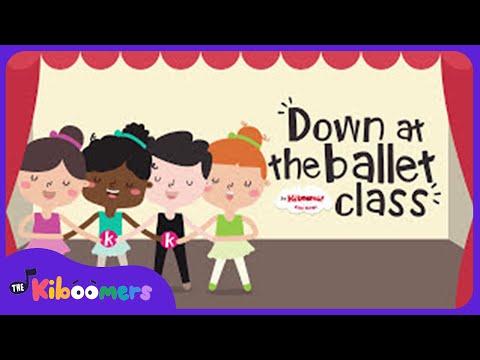 Ballet Music | Ballet Songs| Ballet Music for Children to Dance to | The Kiboomers