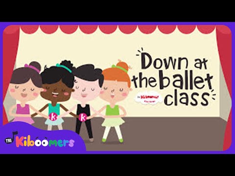 Ballet   Ballet Songs Ballet  for Children to Dance to  The Kiboomers