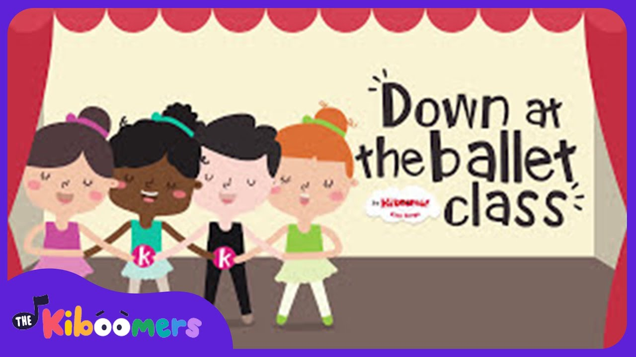 Ballet Music Ballet Songs Ballet Music For Children To Dance To The Kiboomers Youtube