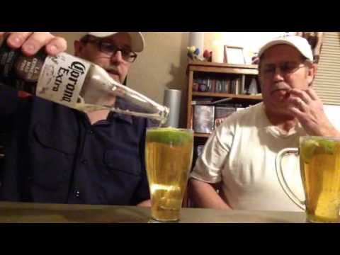 The Beer Review Guy # 380 Corona Extra ( with salt and lime)