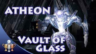 Destiny - How to Beat Atheon in Vault of Glass Raid (Relic Carrier POV) Raider Trophy