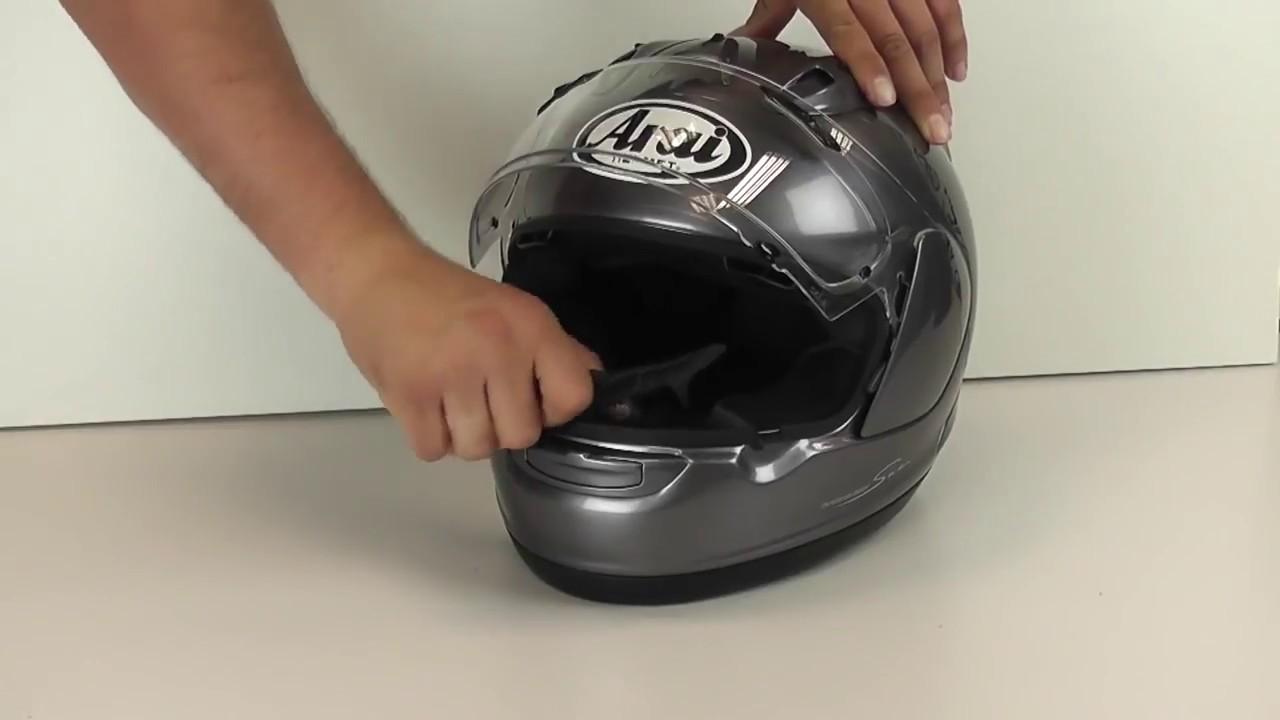 Arai helmet Quantum ST Breath Guards
