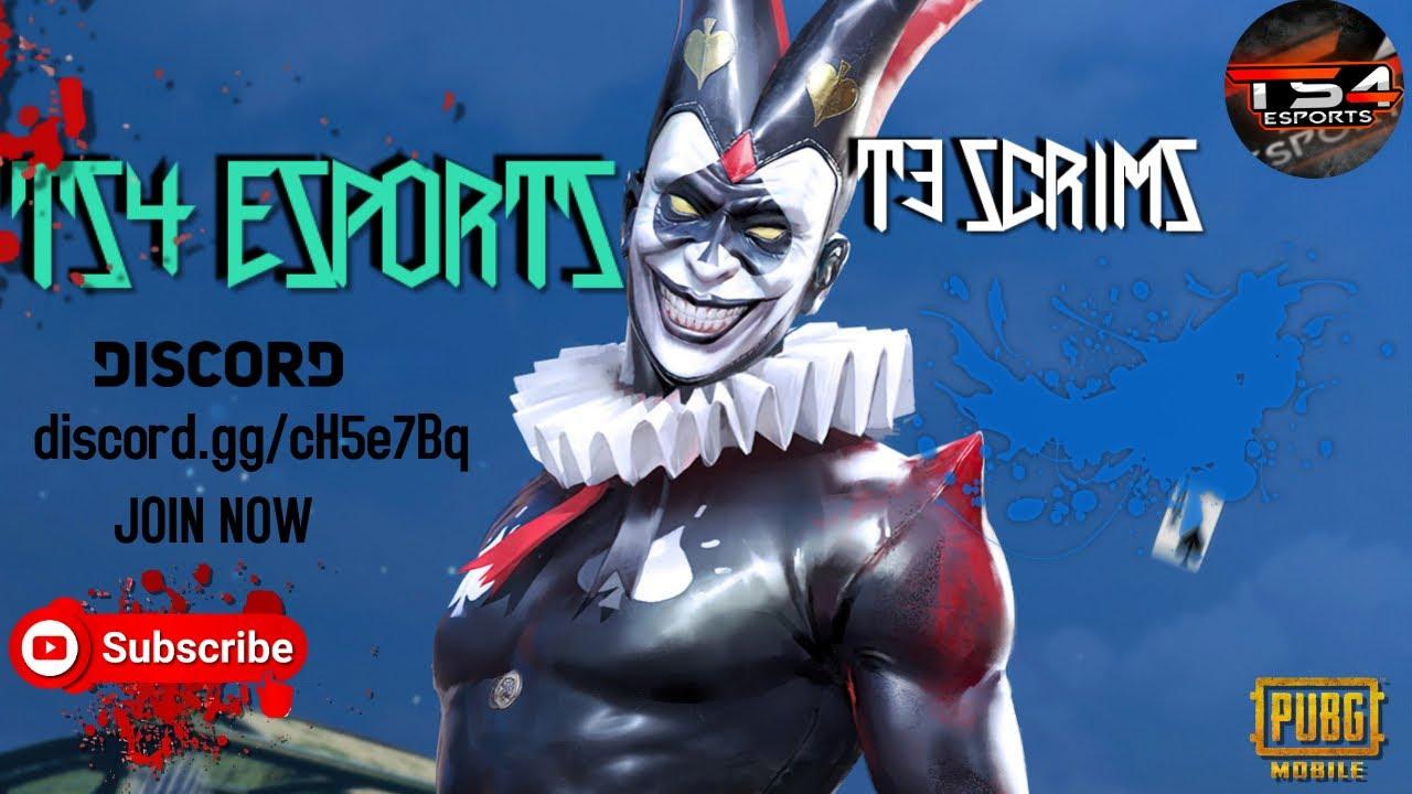 TS4 Esports compititive scrims