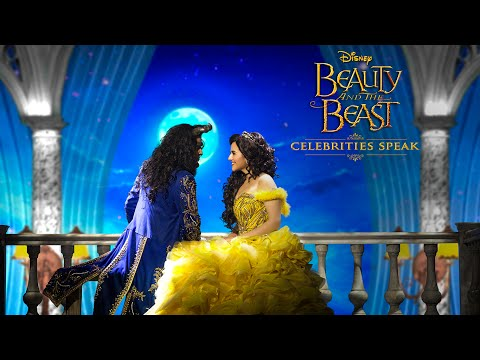 Beauty and the Beast | Celebrities Speak | Disney
