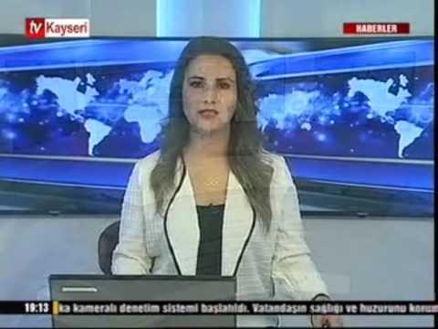 Tv Kayseri Ana Haber 27.06.2017