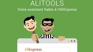 Alitools, l'extension qui te permet de juger les vendeurs et suivre les prix sur aliexpress