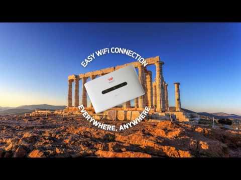 WiZiFi - Unlimited 4G Mobile Internet in Greece