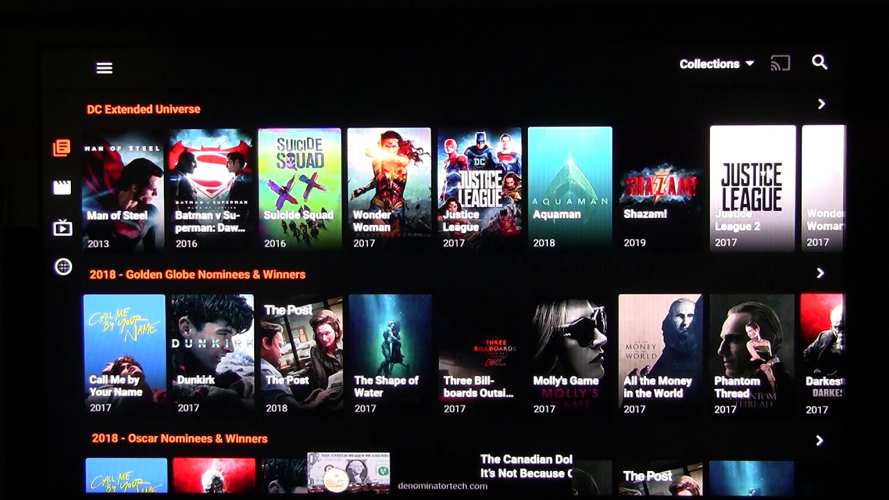 TeaTV free video streaming app for android: free online streaming of