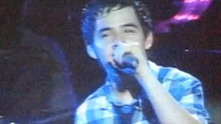 David Cook & David Archuleta live in Manila - Stand By Me/Beautiful Girls (David A.)