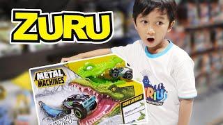 Beli Mainan Zuru Metal Machines di Toys Kingdom - Crocodile Playset