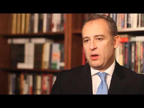 Mexican Ambassador Arturo Sarukhan on Border Issues