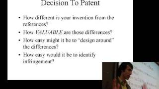 how to enforce patents