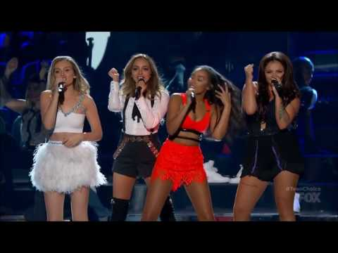 Little Mix - Black Magic (Teen Choice Awards 2015)