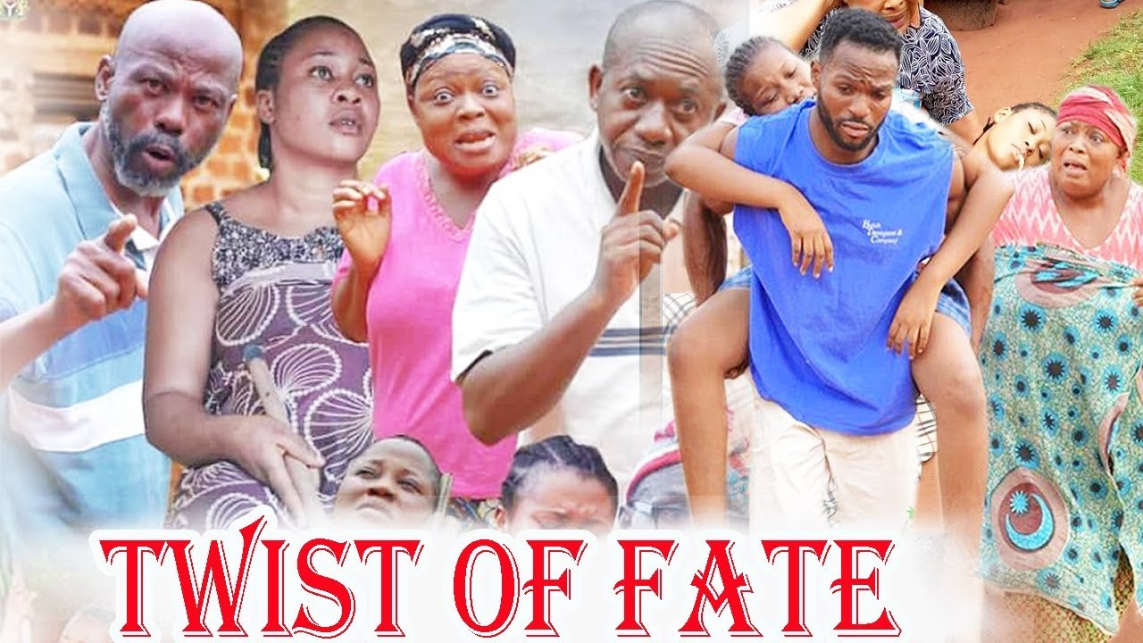 Download TWIST OF FATE PART 1&2 - Latest Nigerian Classic Nollywood Movies