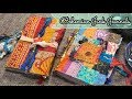 Bohemian Junk journal flip through | I'm A Cool Mom